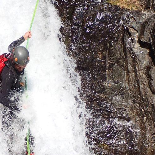 Canyoning aventure, ici et ailleurs, Ariège, Pyrénées