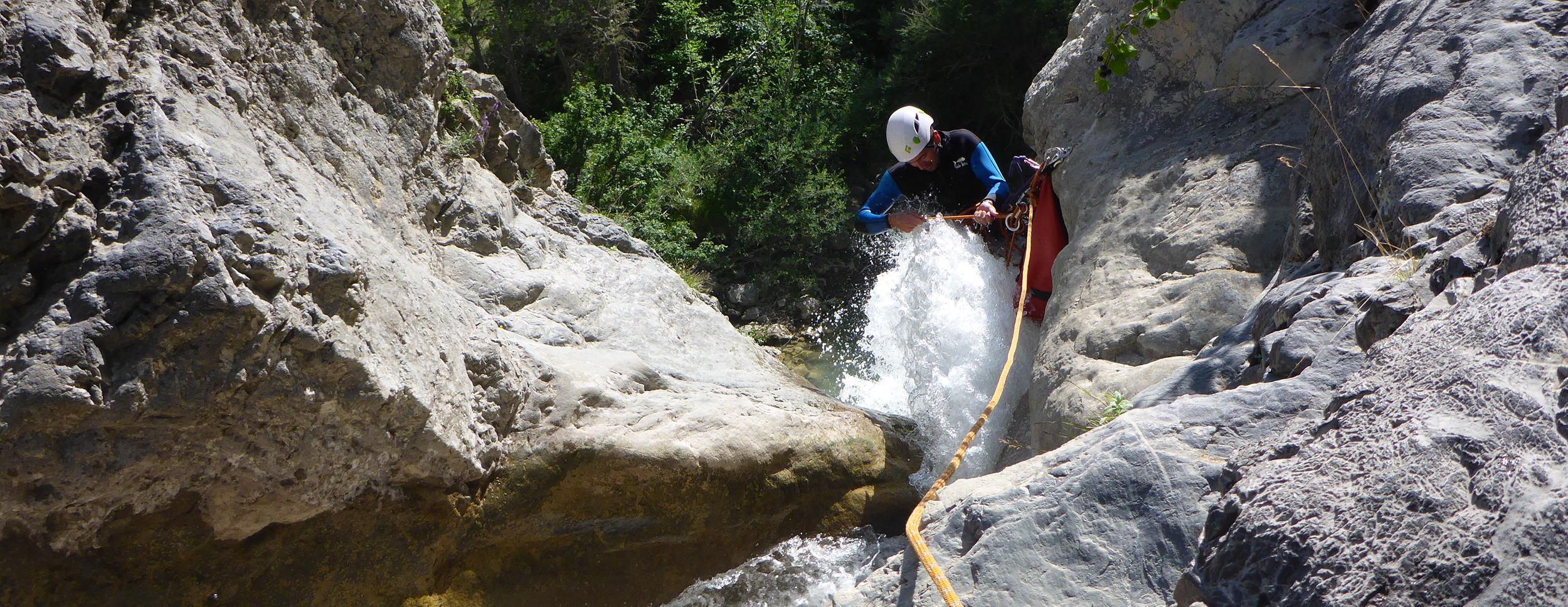 Canyoning Ici et Ailleurs