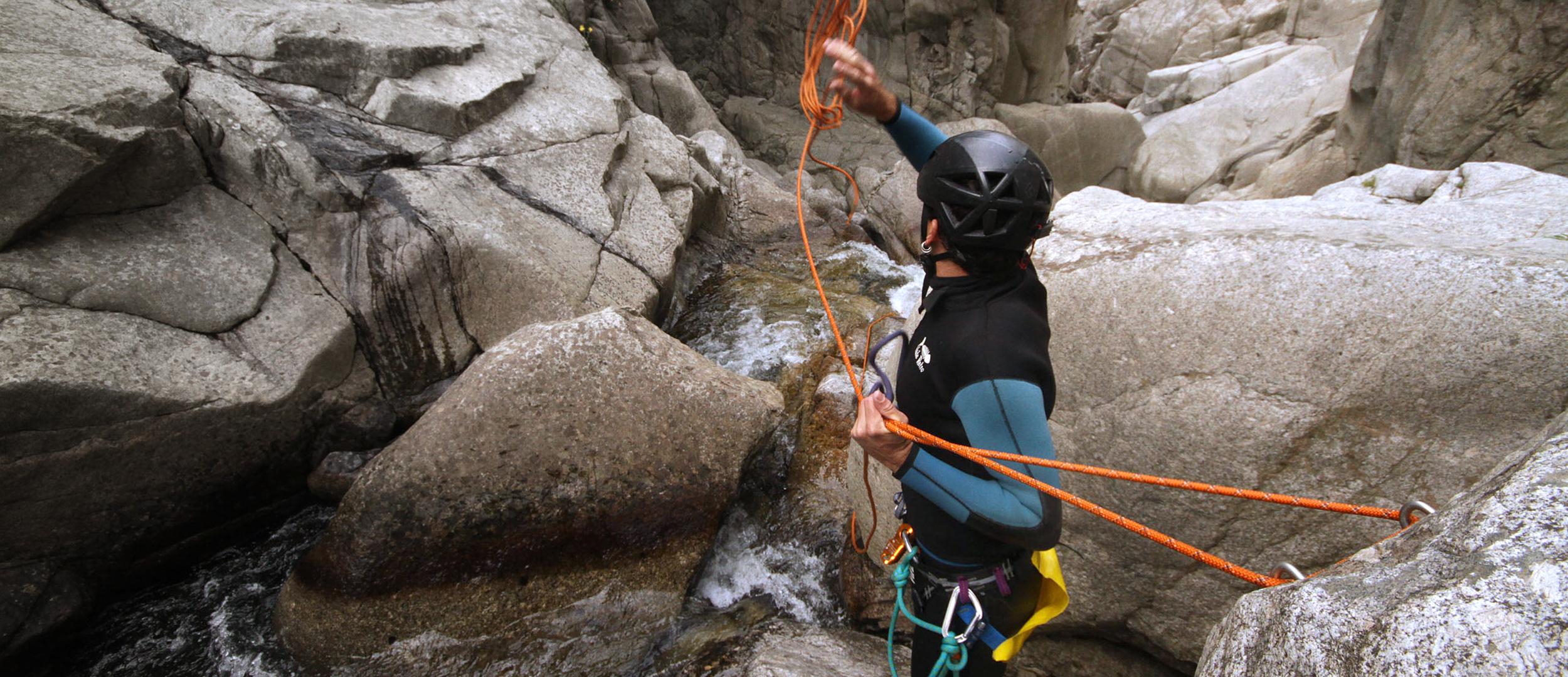 Canyoning Ariège