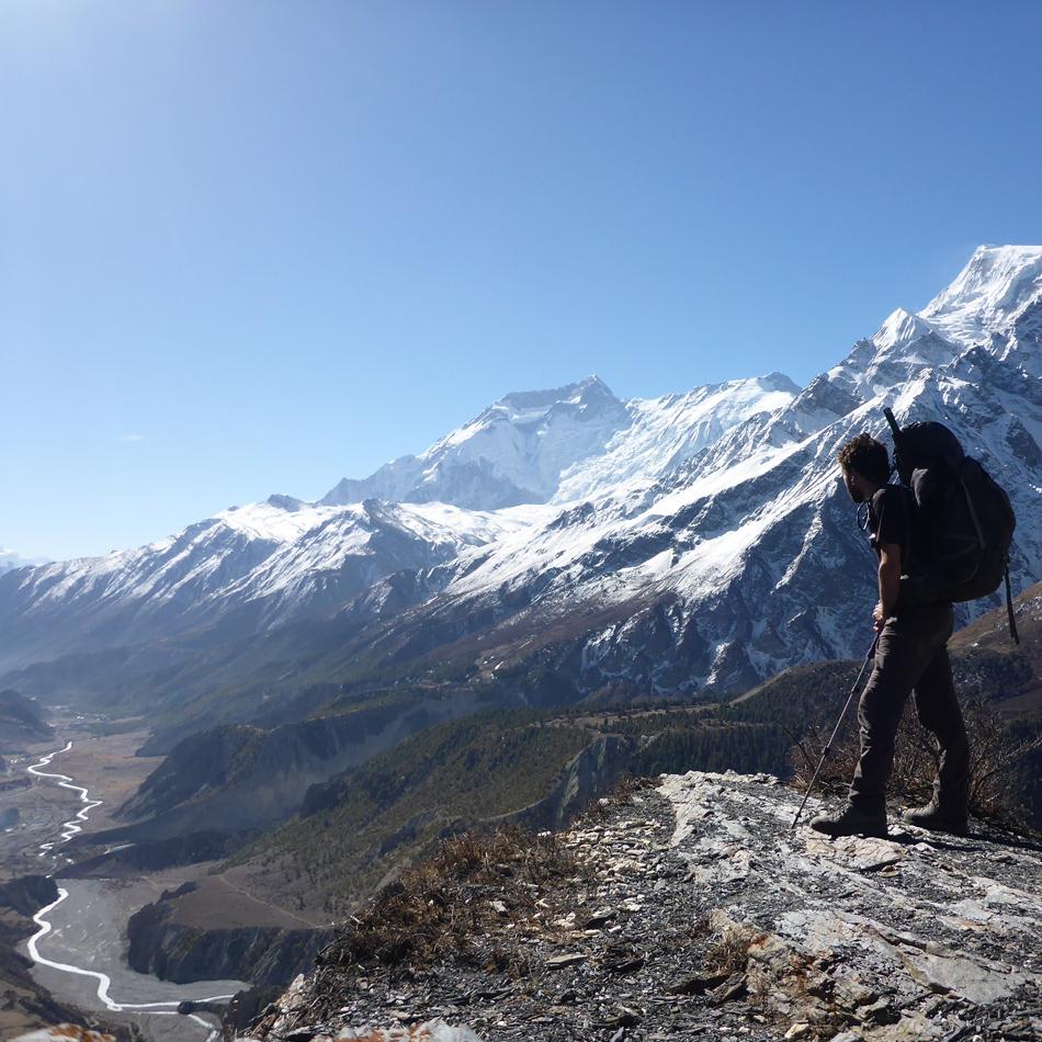 Nepal, Ici et Ailleurs, trek